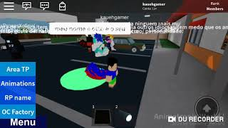 Playing with the Mike Kun/ROBLOX (Part 1)