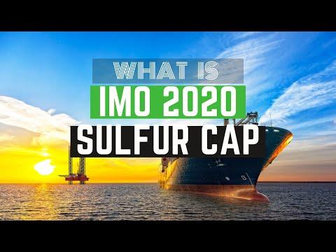 What is IMO 2020? #IMO2020 #Sulfur #sulfurcap #MARPOL