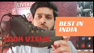 Best woodland shoes India 2019