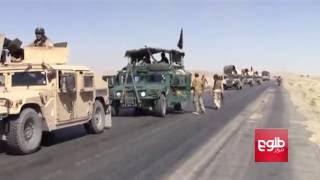 45 People Released From Taliban Prison/رهایی ۴۵ تن از یک زندان طالبان در ولایتغزنی