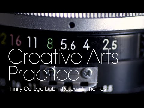 Creative Arts Practice Research Theme at Trinity