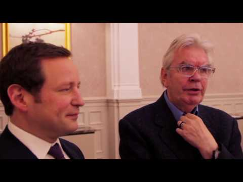 Interview with Ed Vaizey and Terry Farrell