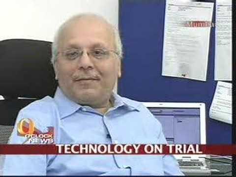 Mahajan's case puts technology on trial