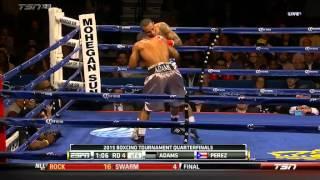 Brandon Adams vs Alex Perez 13 02 2015