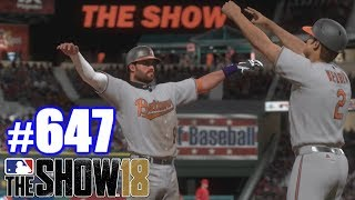 I'M A PUPPET ON A STRING! | MLB The Show 18 | Road to the Show #647