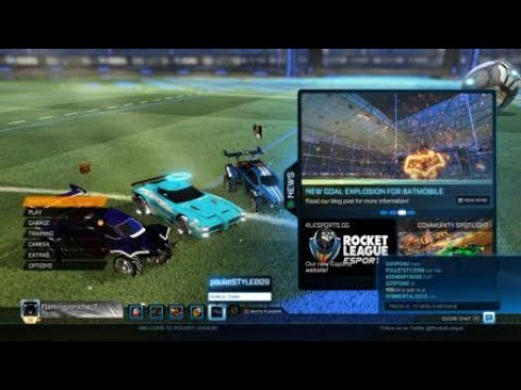 ffad773434d Rocket League White Draco Scam Attempt