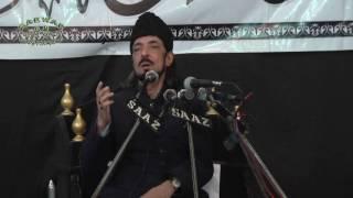 Allama Zameer Akhtar Naqvi - Majlis 02 Hyderabad March 2015