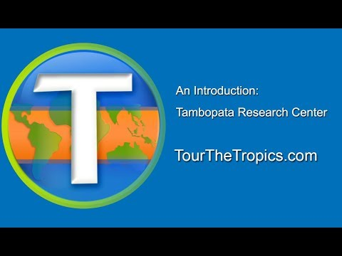 The Tambopata Research Center Lodge 2018 / 2019, Puerto Maldonado, Peru