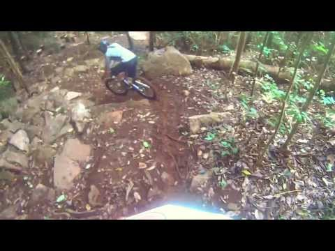 Cairns 2014 World Cup downhill track preview with Tracey Hannah