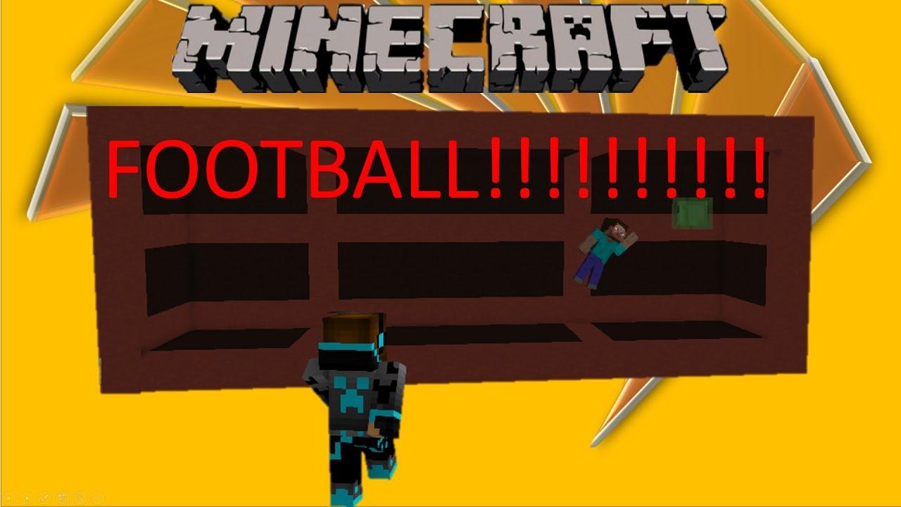 Minecraft Fußball Server