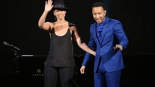 Let it be - John Legend feat Alicia Keys - Beatles' 50th Anniversary