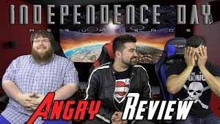 Independence Day: Resurgence Angry Review