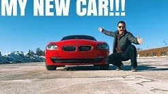 I Drove 1,500 Miles to Buy a Manual BMW Z4 !!!