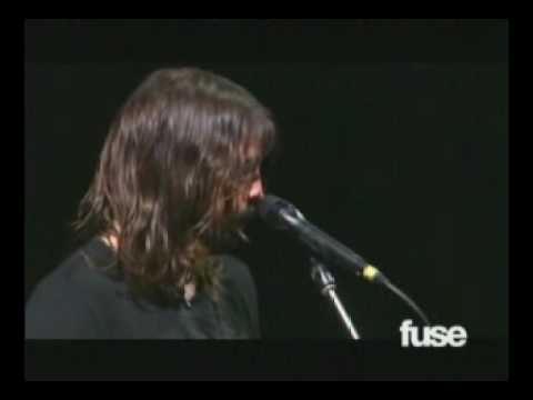 Foo fighters everlong rock the garden youtube - Foo fighters madison square garden ...