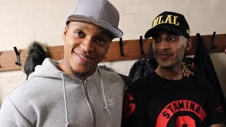 'AS MY DAD WOULD SAY, BOOTIFULL' - ANTHONY YARDE & TUNDE AJAYI REACT TO MO BILAL ALI'S PRO DEBUT WIN