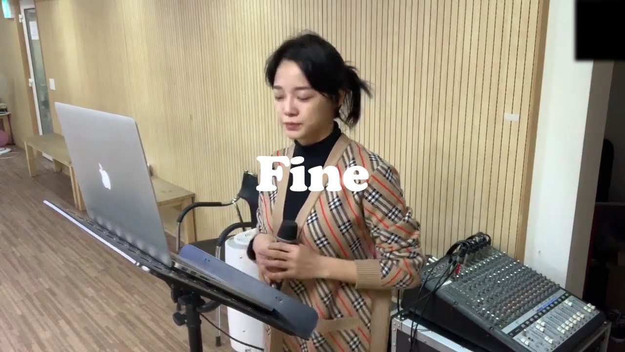Fine - 태연 (Taeyeon) | Cover by Chris Andrian Yang