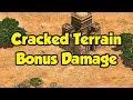 Cracked Terrain bonus damage