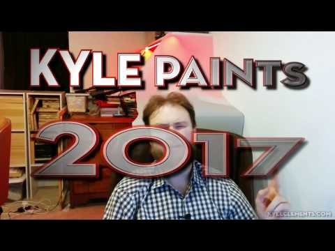 Why I Choose Open Source over Proprietary Graphics Software (Kyle Paints 2017 Episode 3)