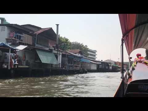 On Chao phraya river 3