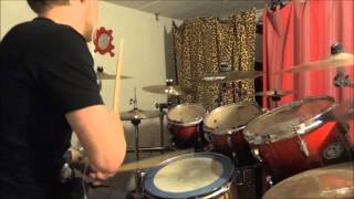 Dimmu Borgir - Spellbound (By The Devil) Drum Cover