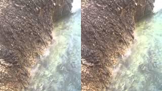 3D video 4k остров грамвуса и лагуна балос волны(3D video 4k остров грамвуса и лагуна балос волны., 2014-08-28T11:55:13.000Z)