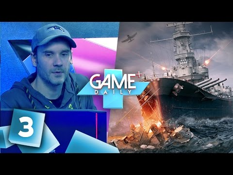 [3/4] World of Warships & Titanfall 2 | Game+ Daily | 31.10.2016