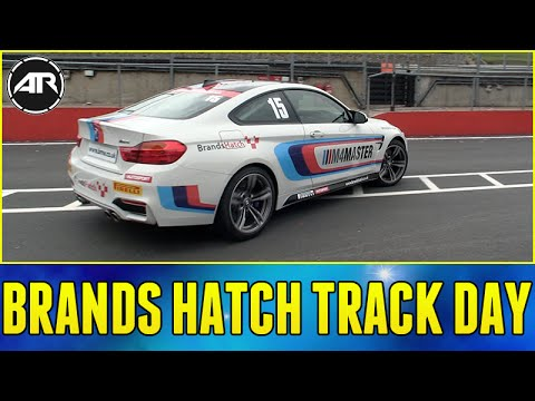 Brands Hatch Track Day Bmw M4 Master Youtube