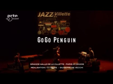 GoGo Penguin - Jazz à la Villette
