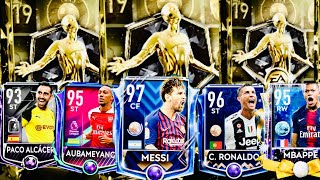 PROGRAM PLAYER PACKS OPENING FIFA MOBILE 19 ! TOTY masters , Ronaldo , Messi, I got TOTY master pack