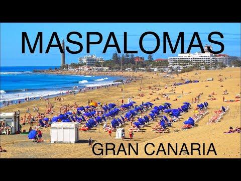 Maspalomas - Gran Canaria  HD