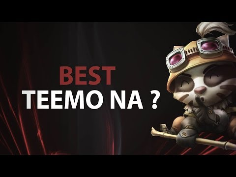 LEAGUE OF STYLISH #13 - TEEMO'S BROKEN!!