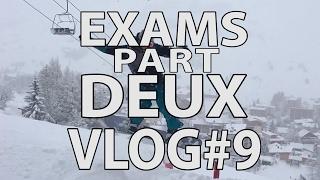 EXAMS PART DEUX | TU DELFT VLOG#9