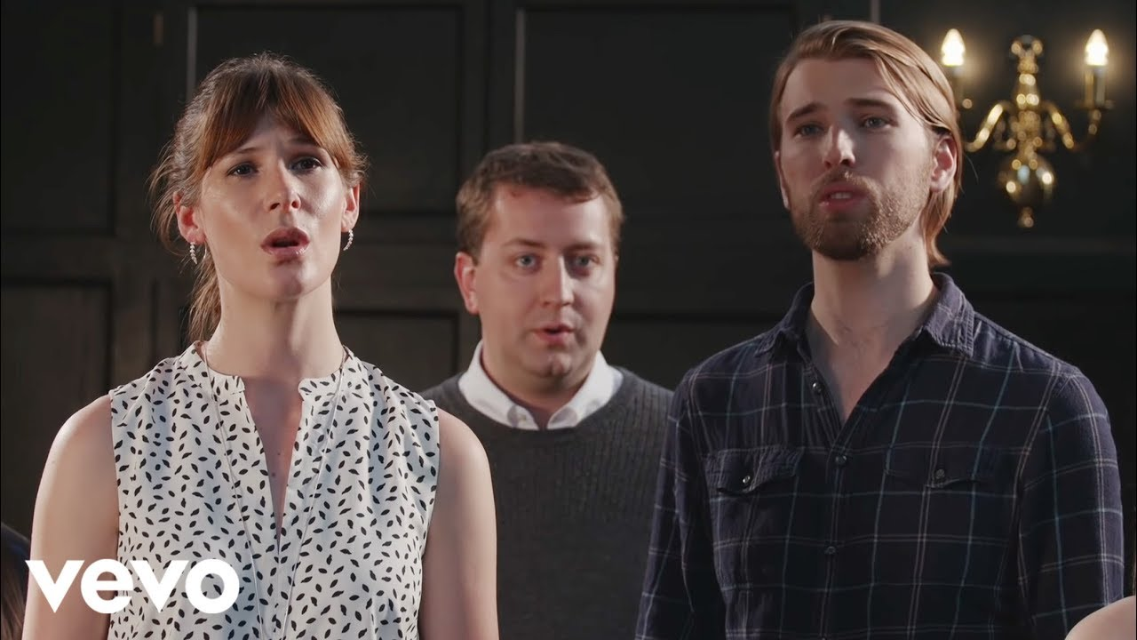 Voces8 - May it Be (Enya/Lord of the Rings) - VOCES8 'Enchanted Isle'
