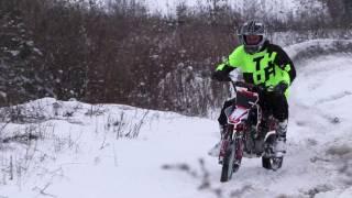 SSR 140 TR Motorsports Pit Bike VS Yahama TTR 125 | SSR Pit Bike Jumps