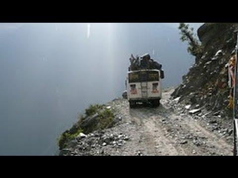 Srinagar To Jammu By Road - जम्मू श्रीनगर हाईवे के सूंदर नज़ारे - Beautiful Kashmir By Road.