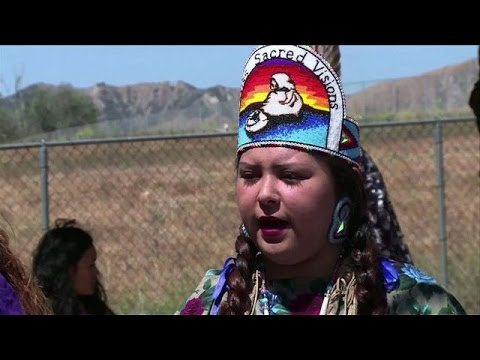 California's Cahuilla natives try to keep traditions alive
