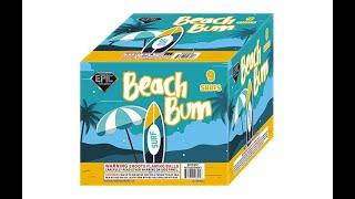 BEACH BUM 9 SHOT - EPIC FIREWORKS - EP1797C