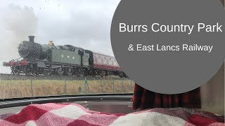Burrs Country Park and the East Lancashire Railway [CC]