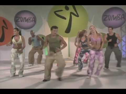 Zumba Fitness Trailer