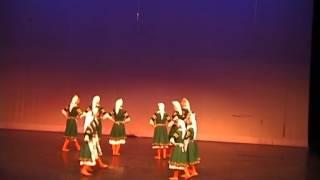 Festival Danses Folkloriques Tournai 2002 Bulgarie