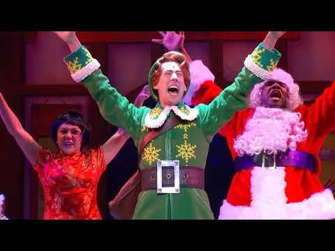 Elf The Musical Comes to DPAC December 4 - 9, 2018