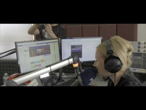 Piotr Gasowski w Polskim Radio Londyn