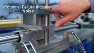 Preventative Linear Bearing Maintenance