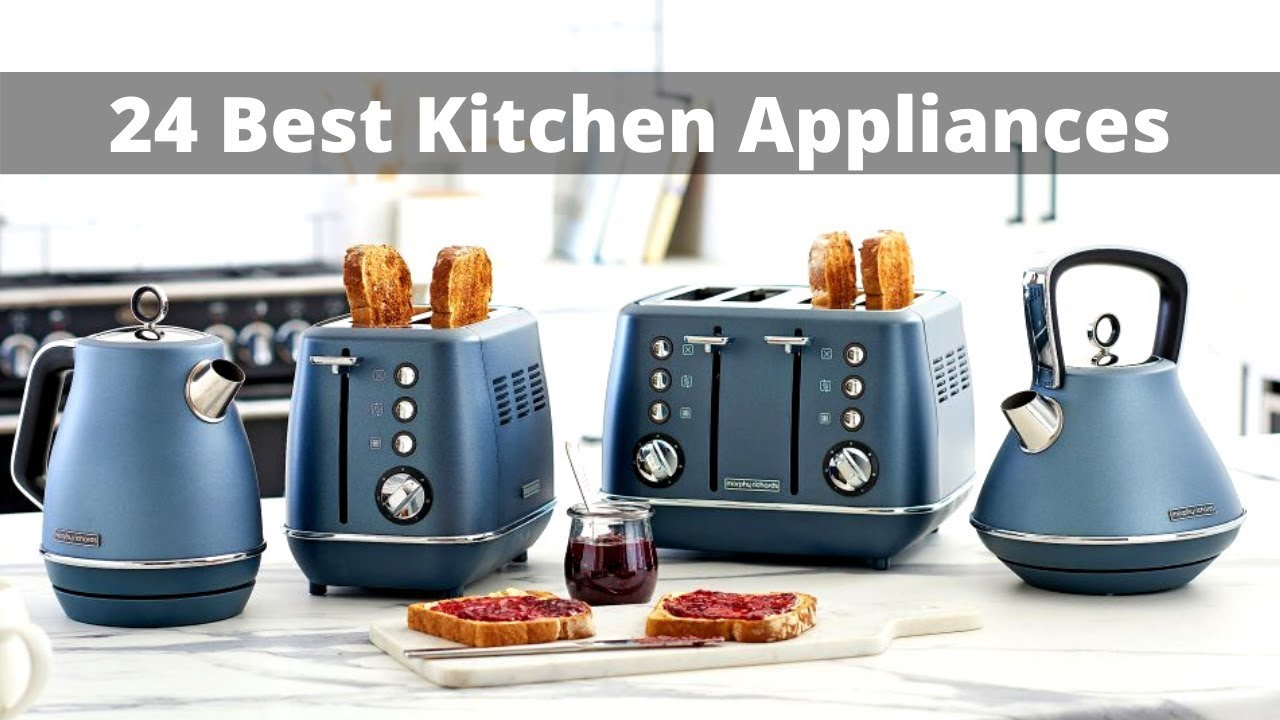 Best Small Kitchen Appliances 2021 For Every Cook Updated