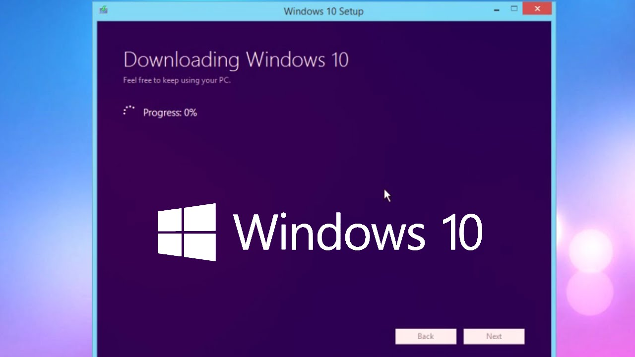 Original windows 10 pro free download 32bit 64bit iso for Window 10 pro