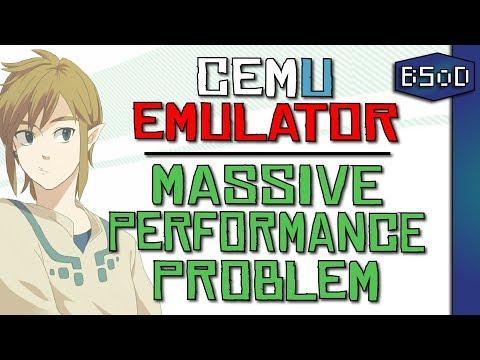 GPU VRAM Leak in Cemu Emulator | Huge Performance Issue