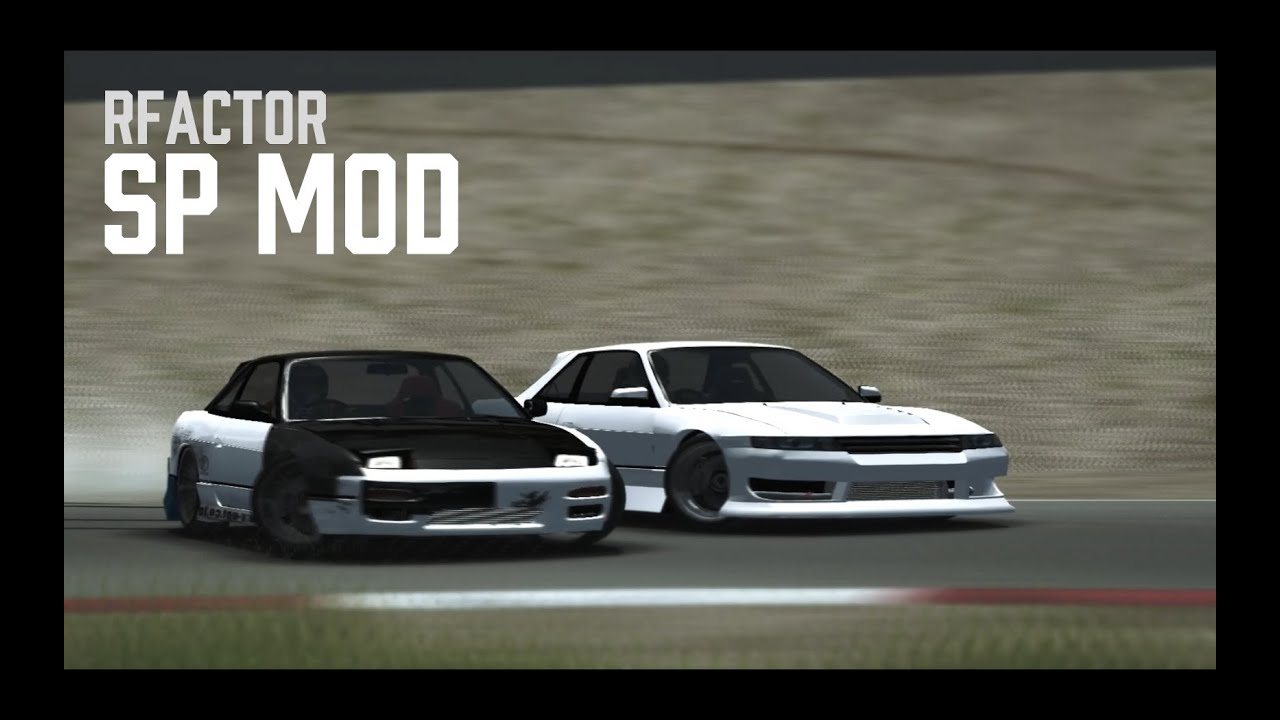 Perfect RFactor   SP Mod   YouTube