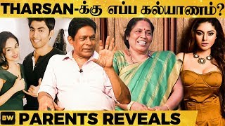 Sanam Shetty-ய Love பண்றியான்னு கேட்டேன்! - Tharshan Parents Exclusive Interview From Srilanka