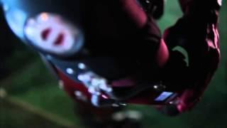 Arrow 3x15 - Atom/Ray Palmer Suit Up & First Flight [HD]