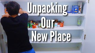Moving into our New Home! | Teen Mom Vlog